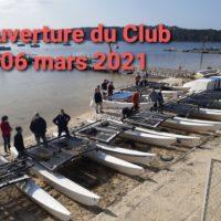 Ouverture CVBCM Saison 2021